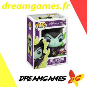 Figurine Pop Disney 232 Maleficent Chase Special Edition