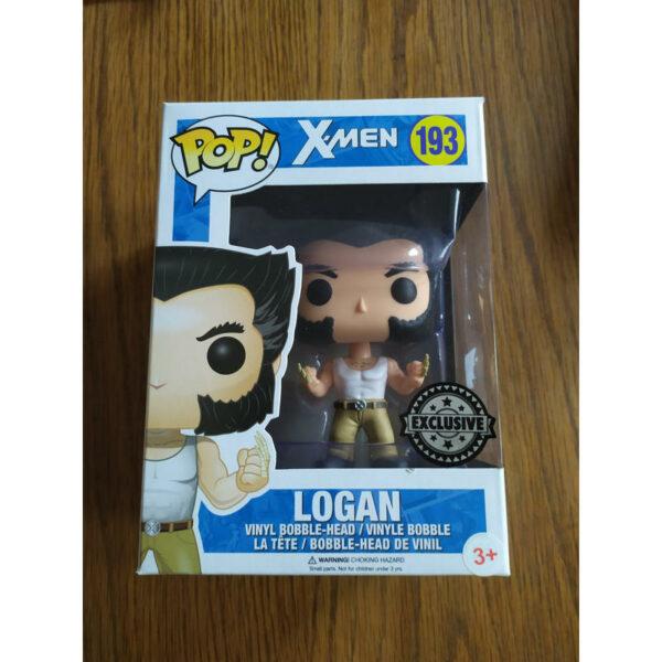 Figurine Pop X Men 193 Logan Exclusive (not mint) 1