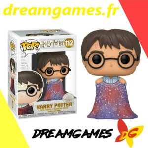 Figurine Pop Harry Potter 112 Invisibility Cloak