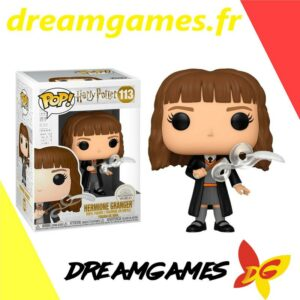 Figurine Pop Harry Potter 113 Hermione Granger with Feather