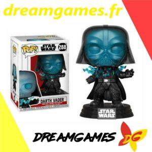 Figurine Pop Star Wars 288 Darth Vader electrocuted