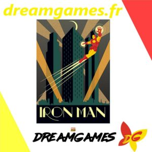 Poster Marvel Comics Iron Man 61 x 91,5 cm
