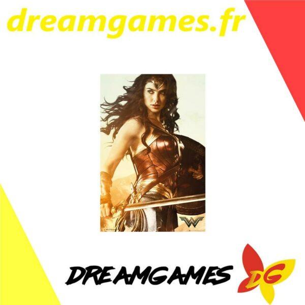 Poster Wonder Woman 61 x 91 cm