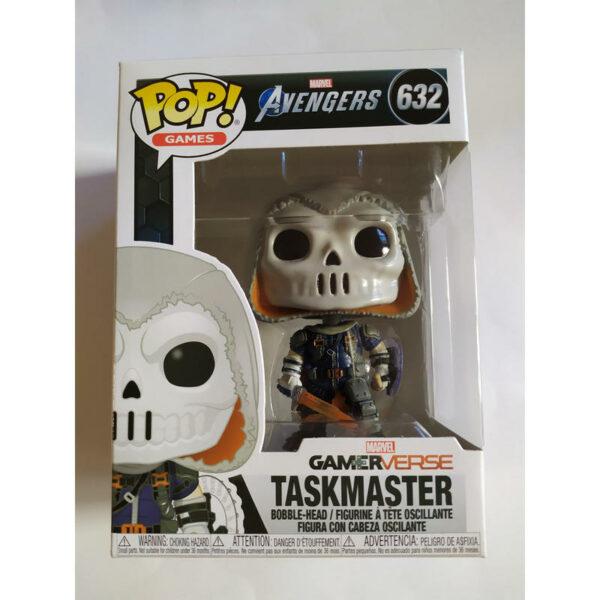Figurine Pop Marvel Avengers 632 Taskmaster 1