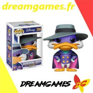 Figurine Pop Disney 296 Darkwing Duck