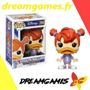 Figurine Pop Disney 298 Gosalyn Mallard