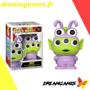 Figurine Pop Disney Pixar Remix 752 Alien Dot