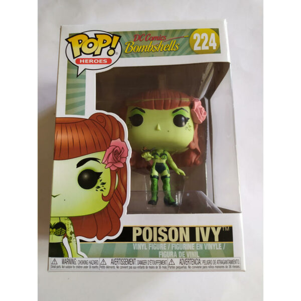 Figurine Pop DC Bombshells 224 Poison Ivy 1