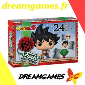 Dragon Ball Z Advent Calendar Funko Pocket Pop