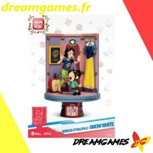 Diorama Stage 026 Wreck-It Ralph 2 Snow White