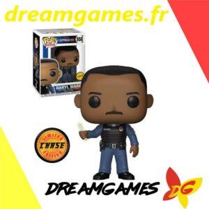 Figurine Pop Bright 558 Daryl Ward Chase