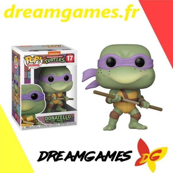 Figurine Pop Teenage Mutant Ninja Turtles 17 Donatello