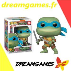 Figurine Pop Teenage Mutant Ninja Turtles 16 Leonardo