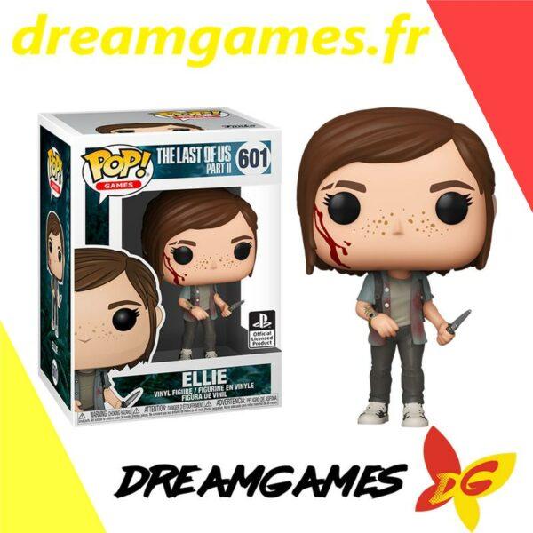 Figurine Pop Last of Us II 601 Ellie