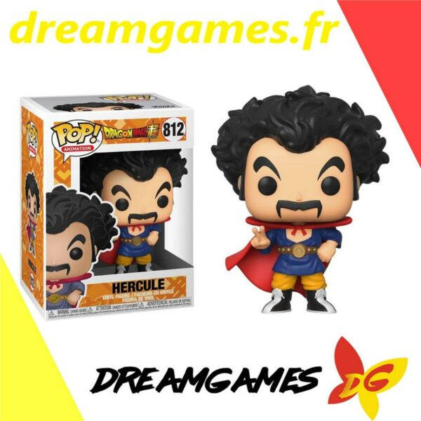 Figurine Pop Dragon Ball Super 812 Hercule