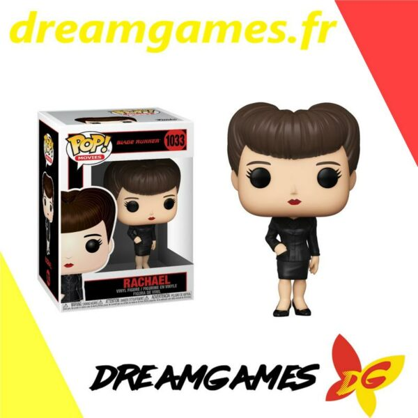 Figurine Pop Blade Runner 1033 Rachael