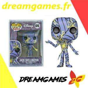 Figurine Pop Disney 05 Jack Skellington