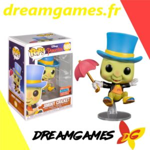 Figurine Pop Pinocchio 980 Jiminy Cricket