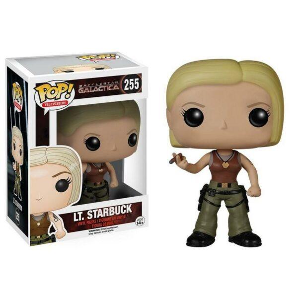 Figurine Pop Battlestar Galactica 255 Lt Starbuck (Not mint) 1