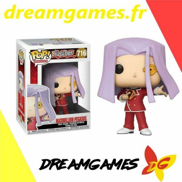 Figurine Pop Yu-Gi-Oh! 716 Maximillion Pegasus