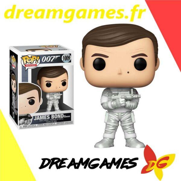 Figurine Pop 007 James Bond 1009 from Moonraker