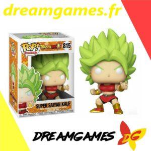 Figurine Pop Dragon Ball Super 815 Super Saiyan Kale