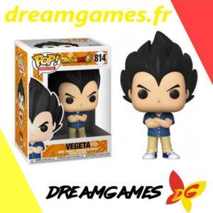 Figurine Pop Dragon Ball Super 814 Vegeta