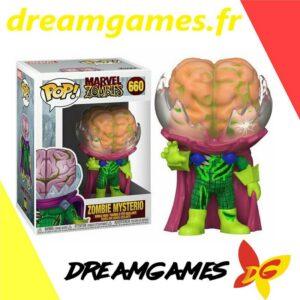 Figurine Pop Marvel Zombies 660 Zombie Mysterio