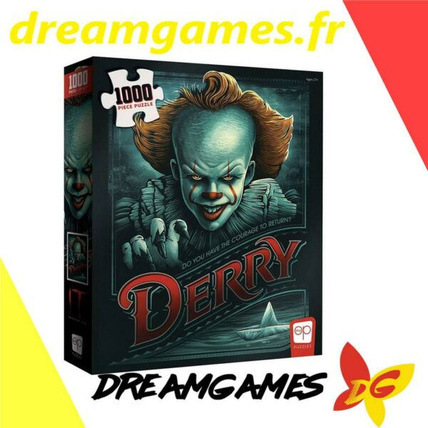 Puzzle IT Chapter Two 1000 pièces