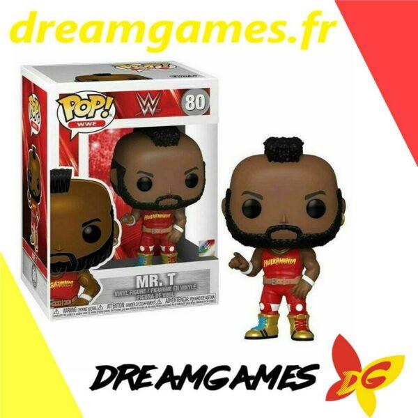Figurine Pop WWE 80 Mr T