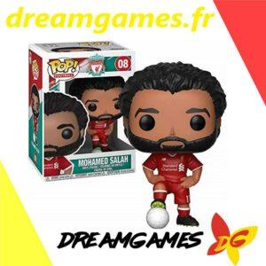 Figurine Pop Football 08 Mohamed Salah