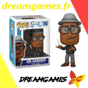 Figurine Pop Soul 742 Joe Gardner