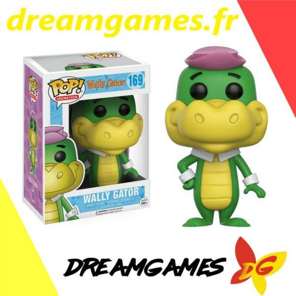 Figurine Pop Wally Gator 169