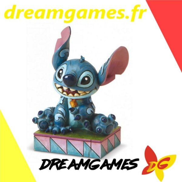Figurine Disney Traditions Stitch Ohana