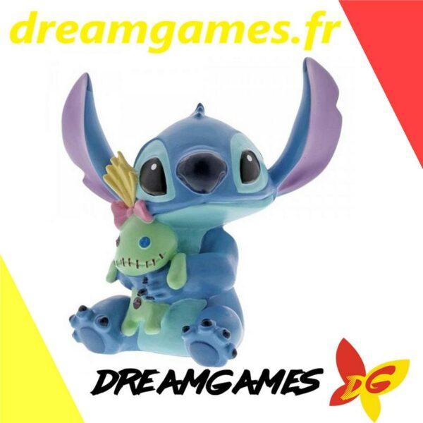 Figurine Disney Showcase Stitch with doll