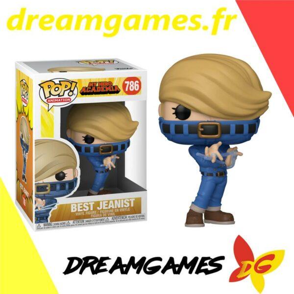 Figurine Pop My Hero Academia 786 Best Jeanist