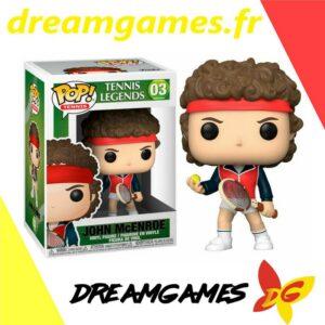 Figurine Pop Tennis 03 John McEnroe