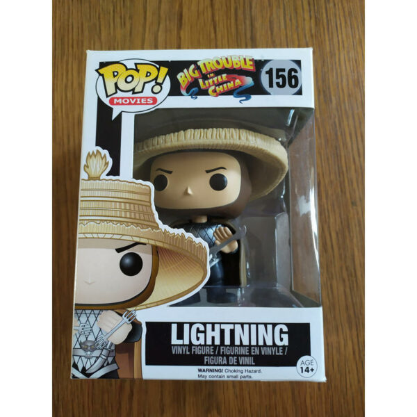 Figurine Pop Big Trouble in Little China 156 Lightning (Not mint) 1