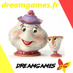 Figurine Disney Traditions Mrs Potts and Chip