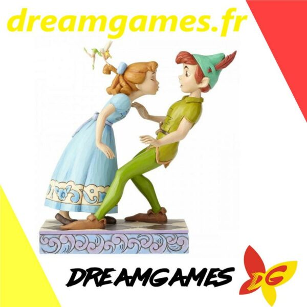 Figurine Disney Traditions Peter and Wendy