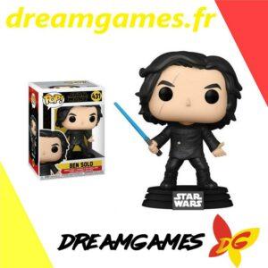 Figurine Pop Star Wars 431 Ben Solo