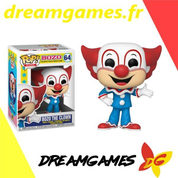 Figurine Pop Bozo the Clown 64