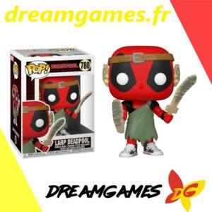Figurine Pop Deadpool 780 LARP Deadpool