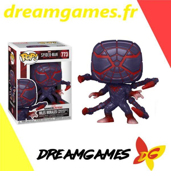 Figurine Pop Spider-Man 773 Miles Morales