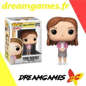 Figurine Pop The Office 872 Pam Beesly