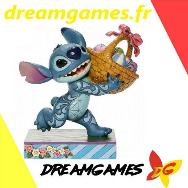 Figurine Disney Traditions Stitch Bizarre Bunny