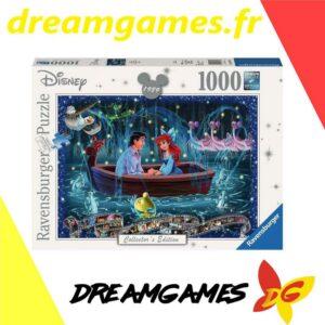 Puzzle Disney 1000 pièces La petite Sirène