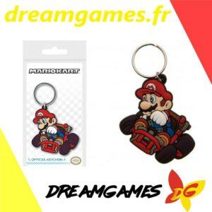 Mario Kart Keychain