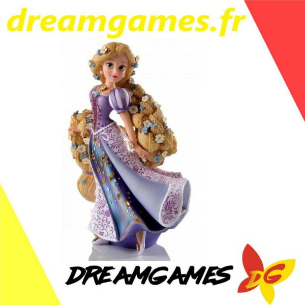 "Figurine Disney Showcase ""Haute Couture"" Rapunzel"