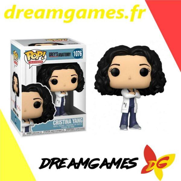 Figurine Pop Grey's Anatomy 1076 Cristina Yang